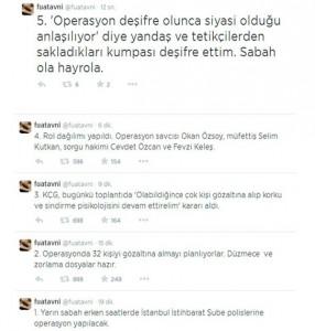 Fuatavni'nin attığı tweet
