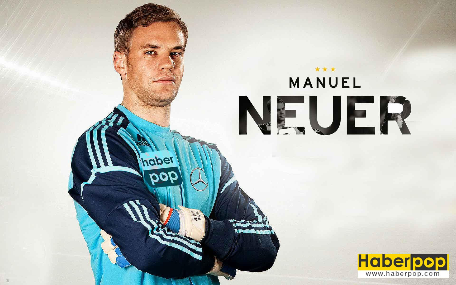 Dünyanın en iyi en pahallı kalecisi: Manuel Neuer