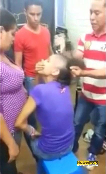 Hırsızlık-yapan-iki-kızın-saçları-mağaza-sahibi-tarafından-kesildi-haber