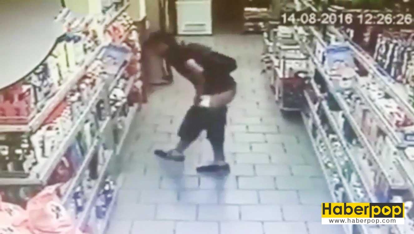 Marketin-ortasına-tuvaletini-yapan-müşteri-videosu