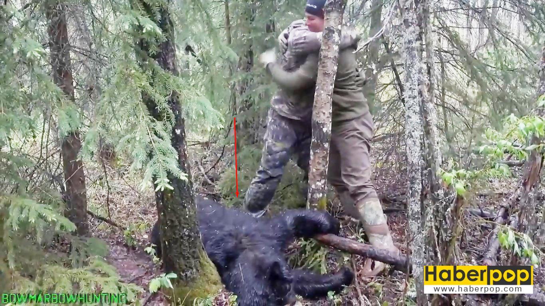 Mızrakla-ayıyı-öldüren-genç-adam-video