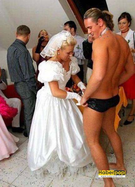 Невесты возбуждают интимными местами и сосут у женихов  55822