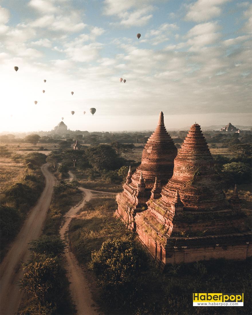 """Mimarlık Kategorisinde İkincilik Birincisi, """"Bagan"""" - skypixel -5"""
