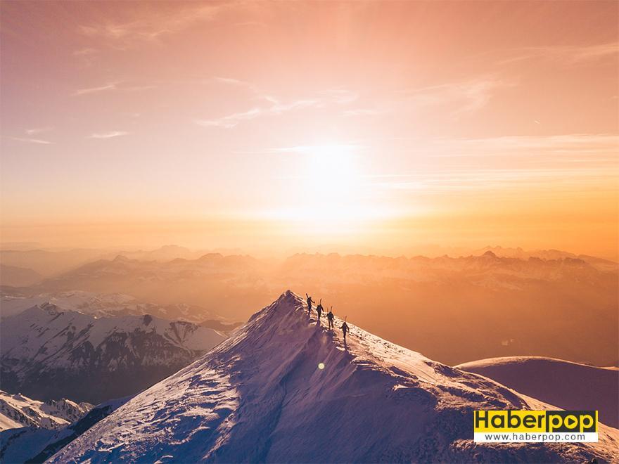 """""""Takım Zirvesi, Mont Blanc"""""""