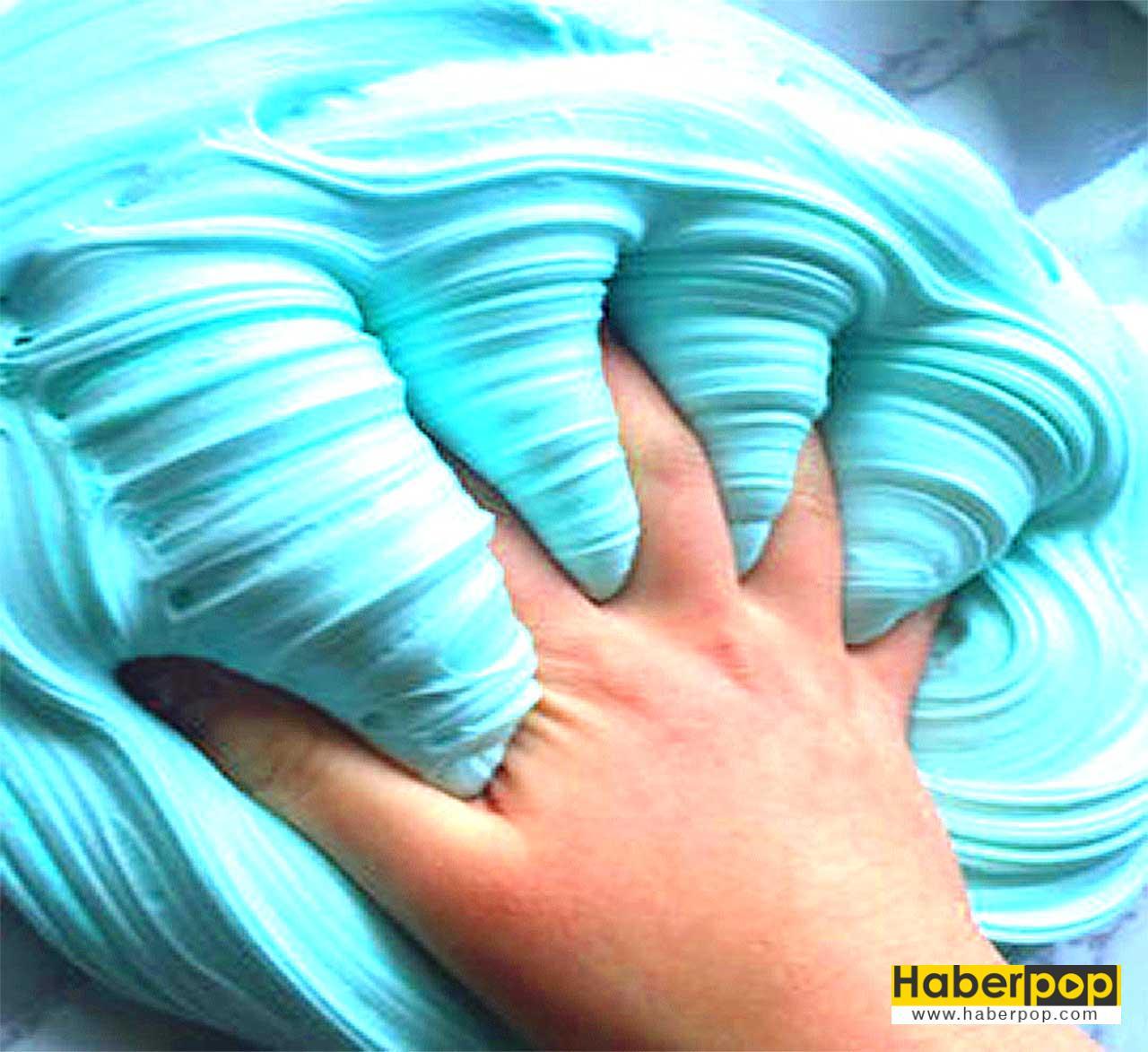 Borakssız Slime Nasıl Yapılır Slime Malzemeleri Haberpop