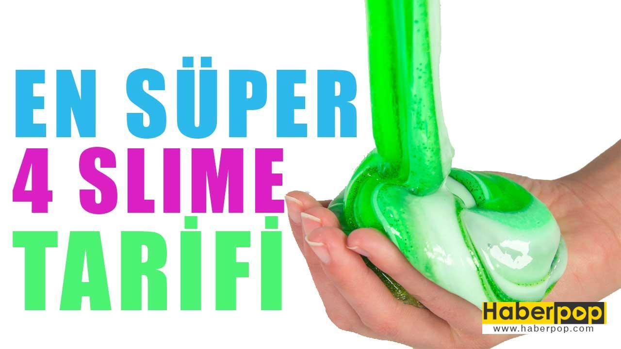 En Güzel Ve En Büyük 4 Slime Nasıl Yapılır Haberpop