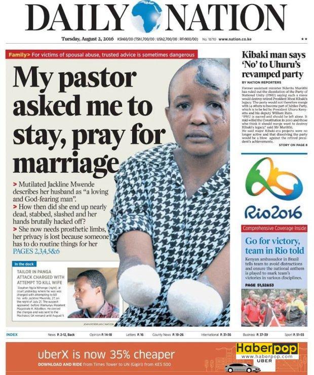 çocuğu olmuyor diye karısının elleri kesildi haberi oku