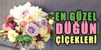 Dünyanın En Güzel Kokan Yaz Düğün Çiçekleri, İsimleri ve Anlamları