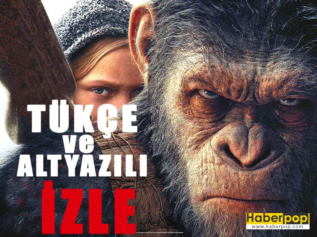 Maymunlar Cehennemi 3 Savaş Izle Haberpop