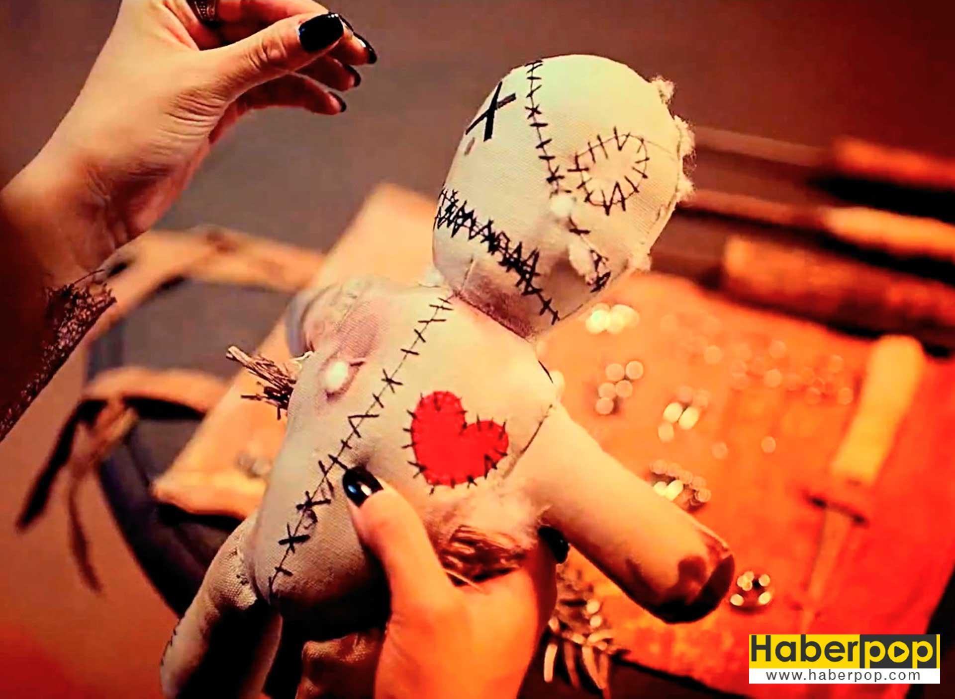 сделать своими руками куклу вуду.чтобы приворожить человека